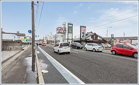 笹口線(県道51号)