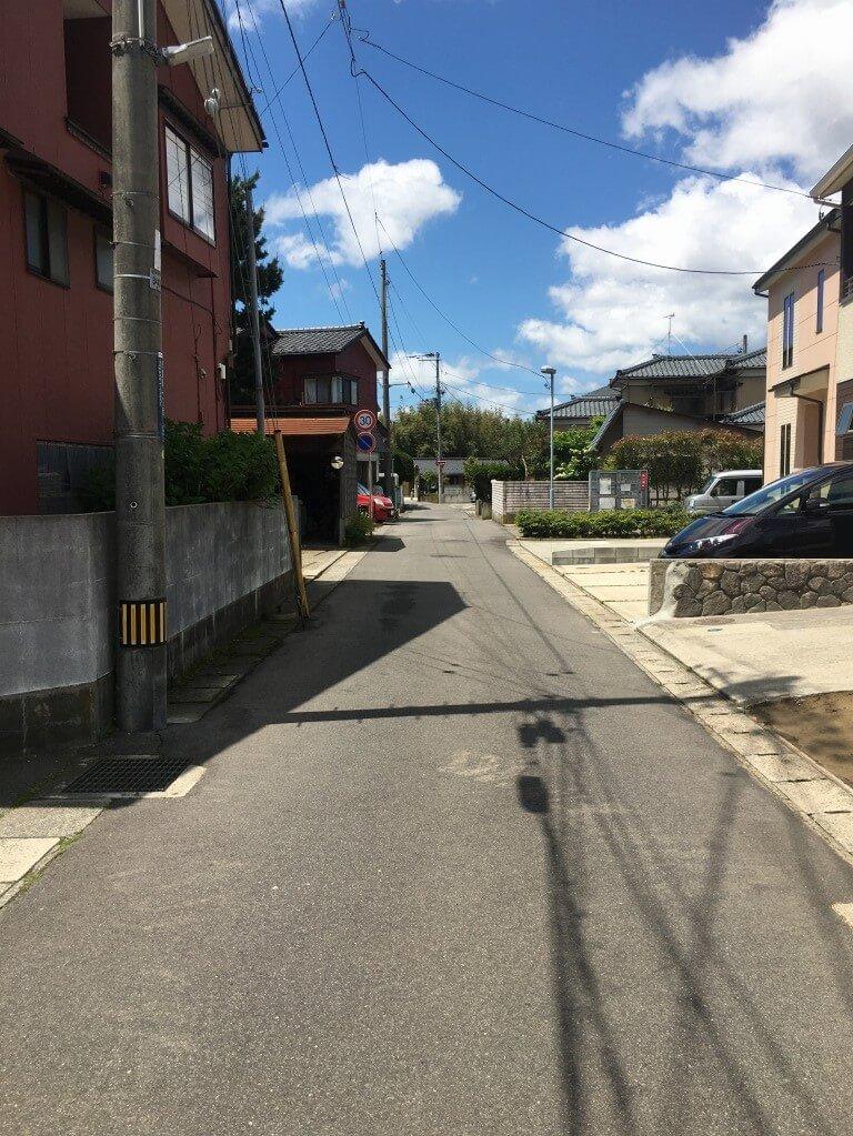 新潟市中央区鳥屋野の周辺画像