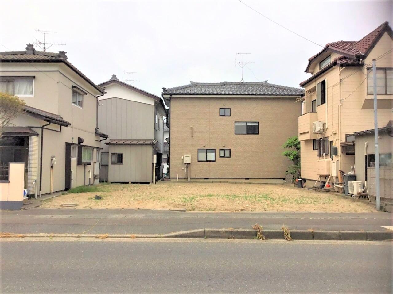 新潟市東区新岡山の【土地】不動産情報(建物プラン提案付)