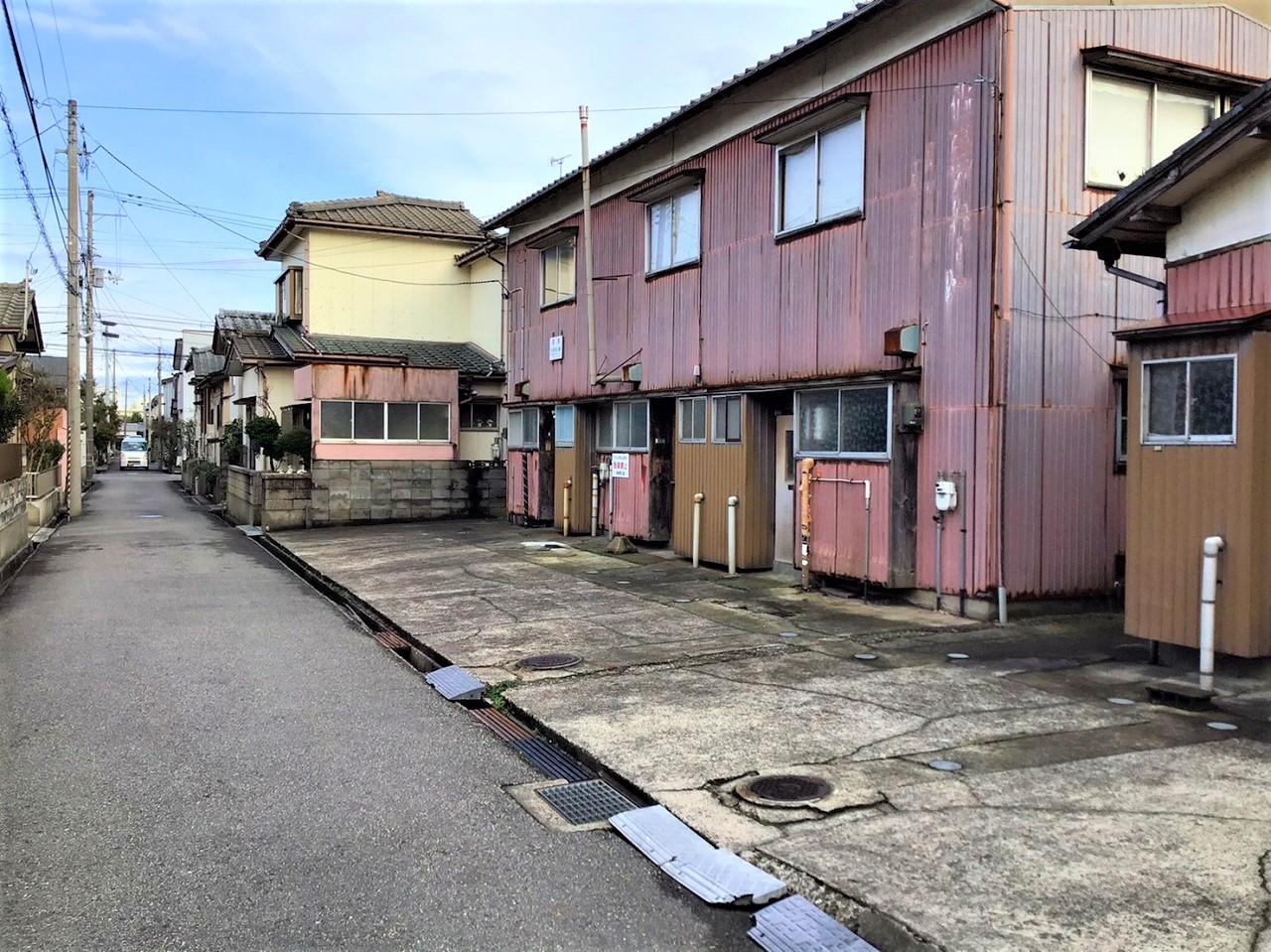新潟市西区小針の【土地・分譲地<全2区画>】不動産情報