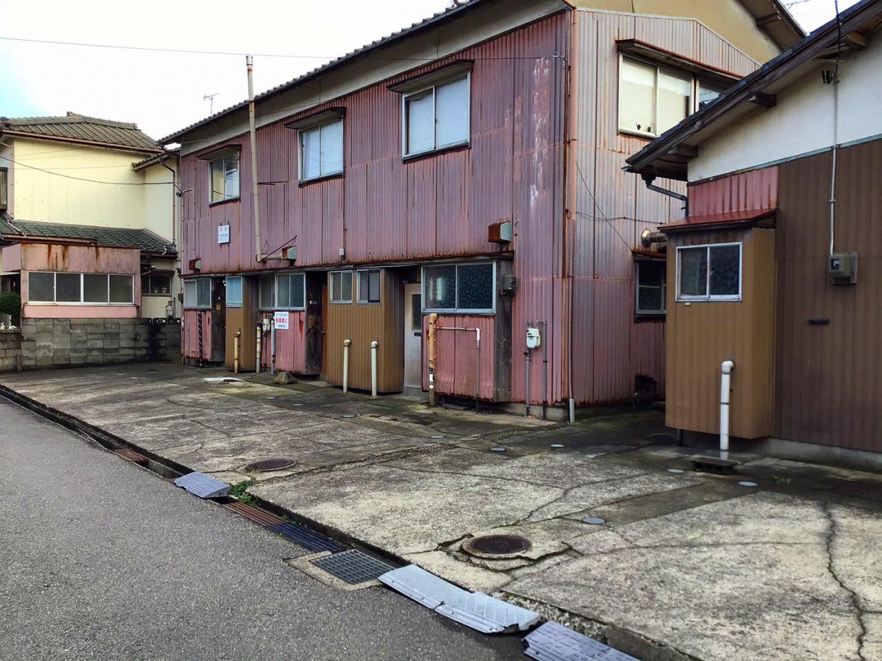 新潟県新潟市西区小針5丁目の区画図
