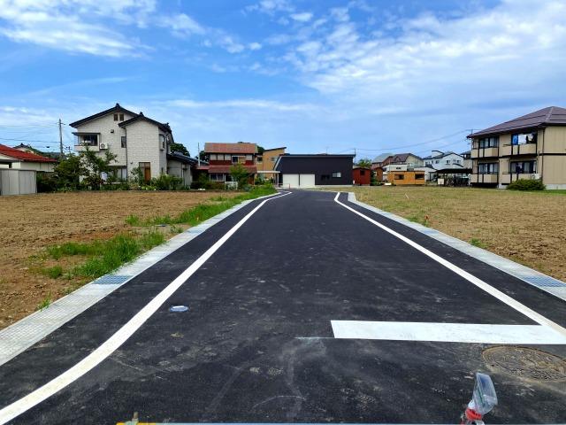 新潟県上越市頸城区下吉の区画図