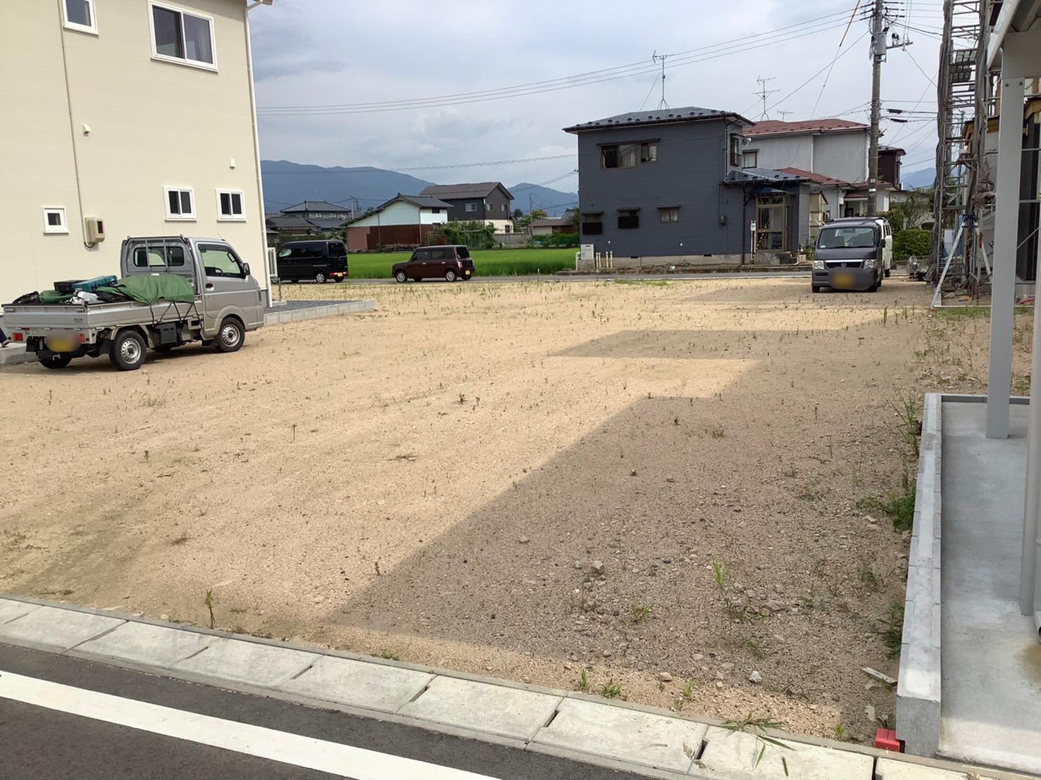 新潟県五泉市三本木1丁目の区画図